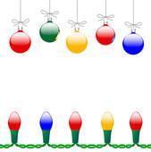 169x170 Border Christmas Ornament Clip Art Merry Christmas Amp Happy New