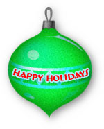 150x186 Christmas Ornaments Clipart