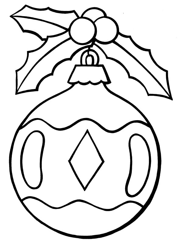 601x800 Christmas Coloring Pages