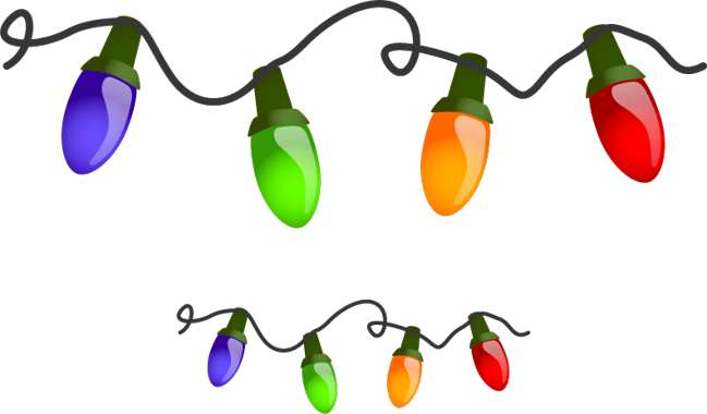 649x380 light ornament clipart - Christmas Ornaments Clipart