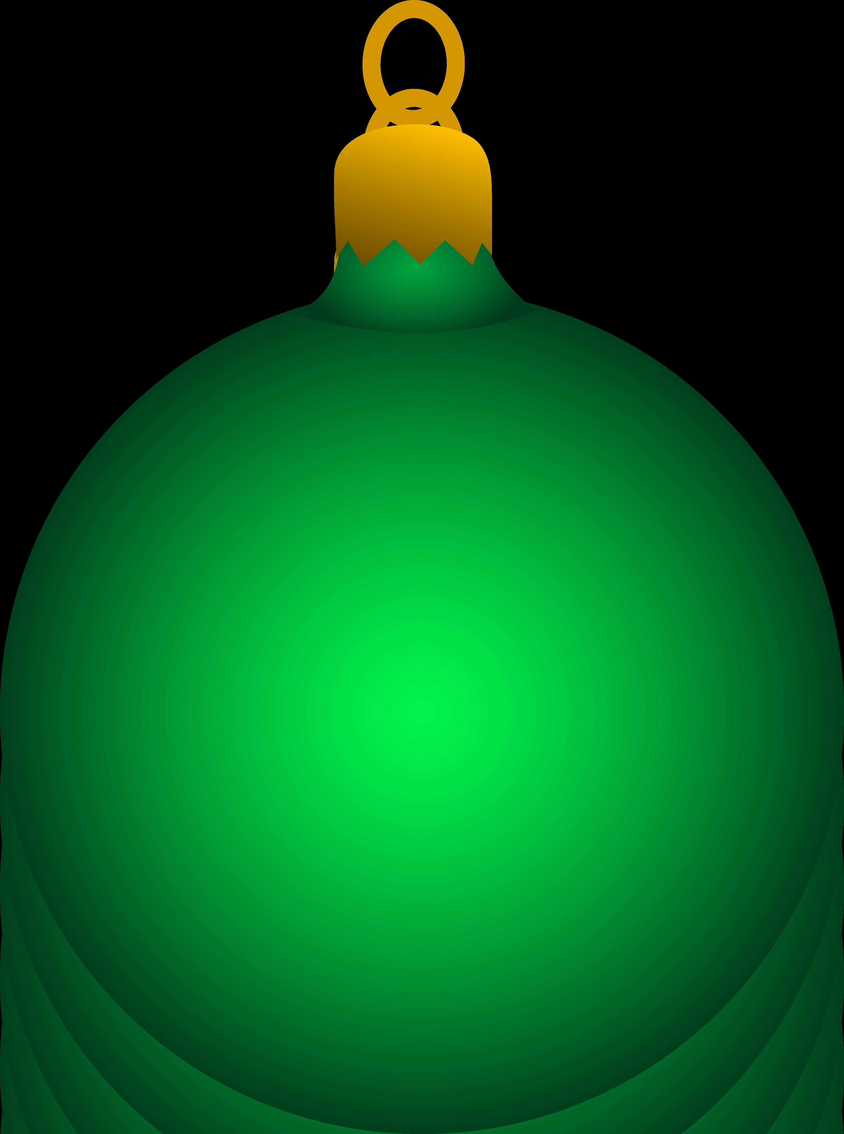 3525x4734 Green Christmas Tree Ornament