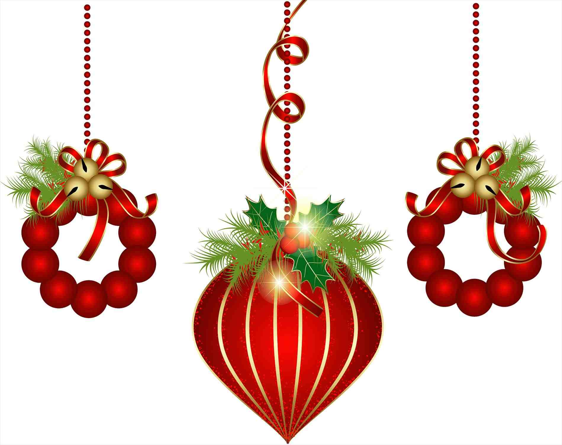 1899x1504 Hanging Christmas Ornaments Clipart Cheminee.website