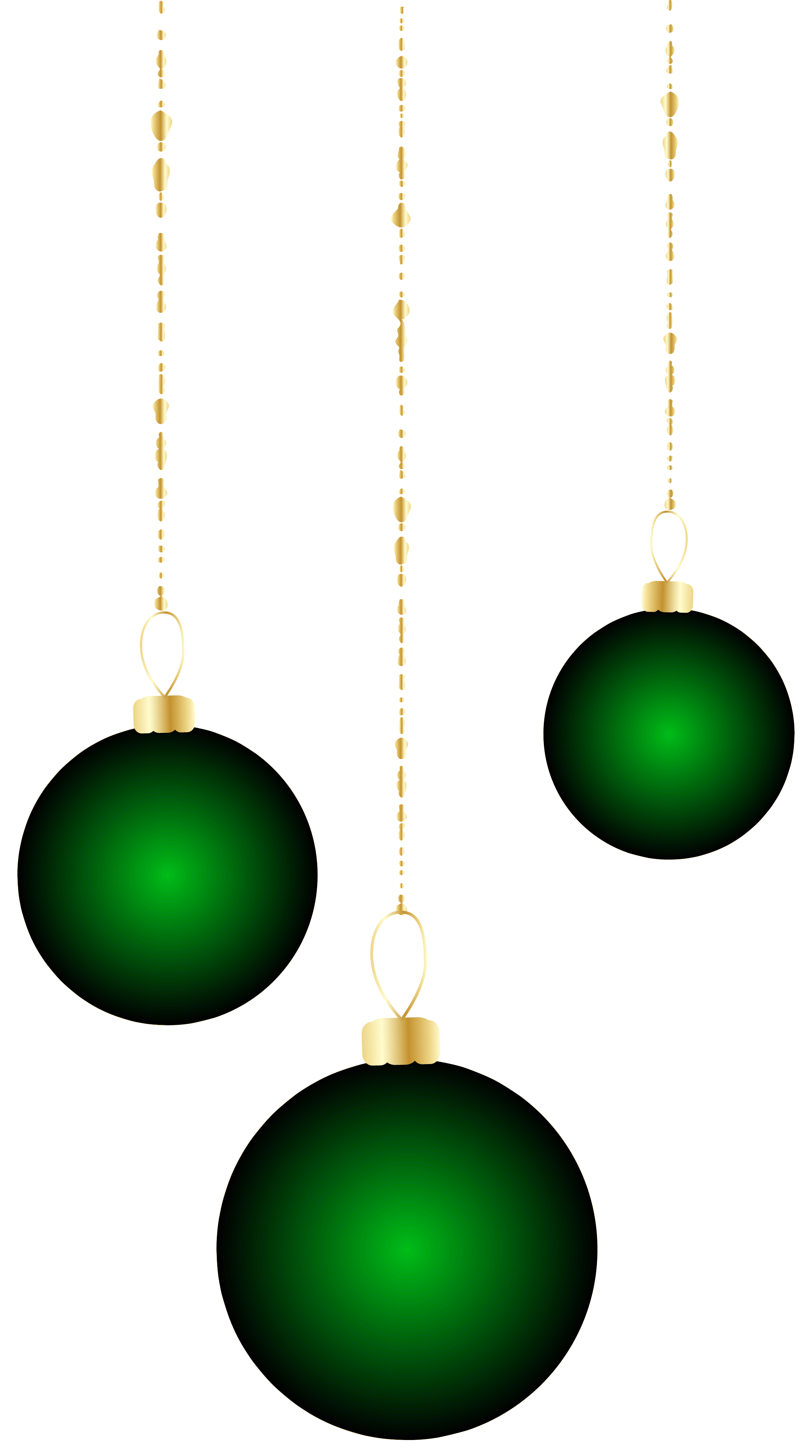 2235x4005 Transparent Christmas Green Ornaments Png Clipartu200b Gallery