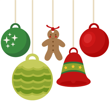 432x432 Christmas Decor Clipart Png