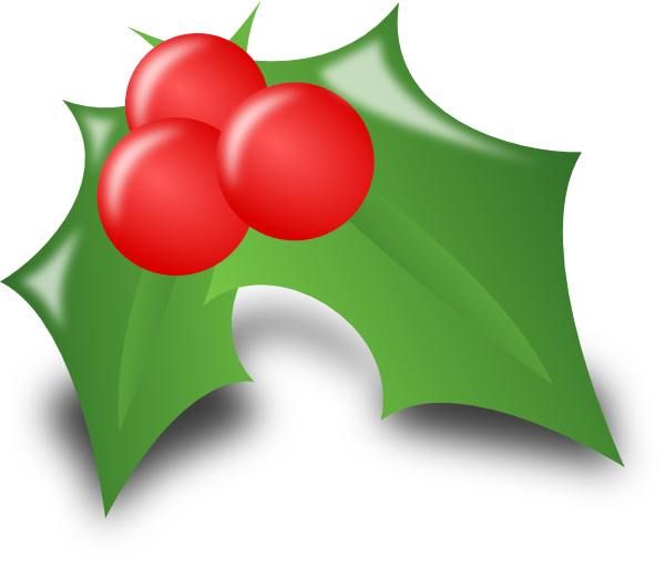 600x513 Free Christmas Ornaments Clipart