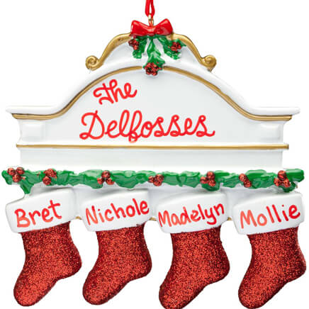436x436 Personalized First Christmas Ornaments