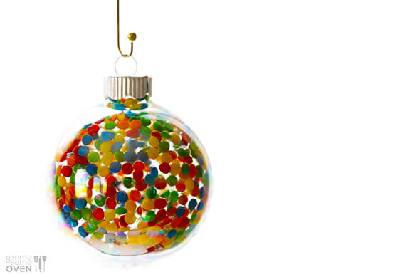 576x389 Diy Sprinkles Ornaments Gimme Some Oven
