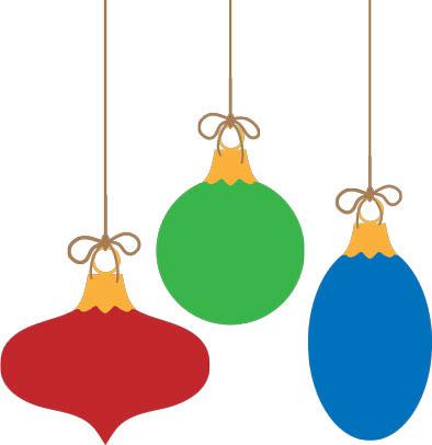 394x406 Free Vector Christmas Ornaments. On Behance