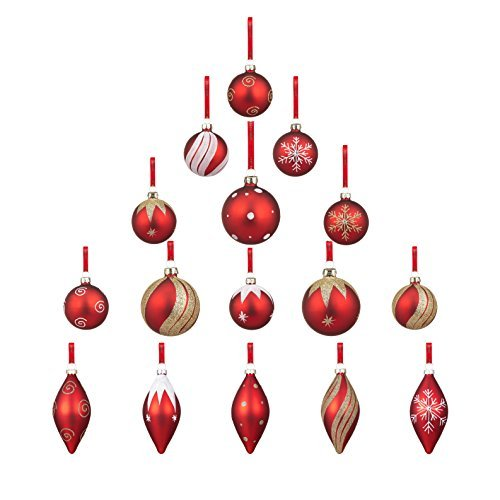 500x500 vintage christmas ornaments sets - Christmas Decoration Sets