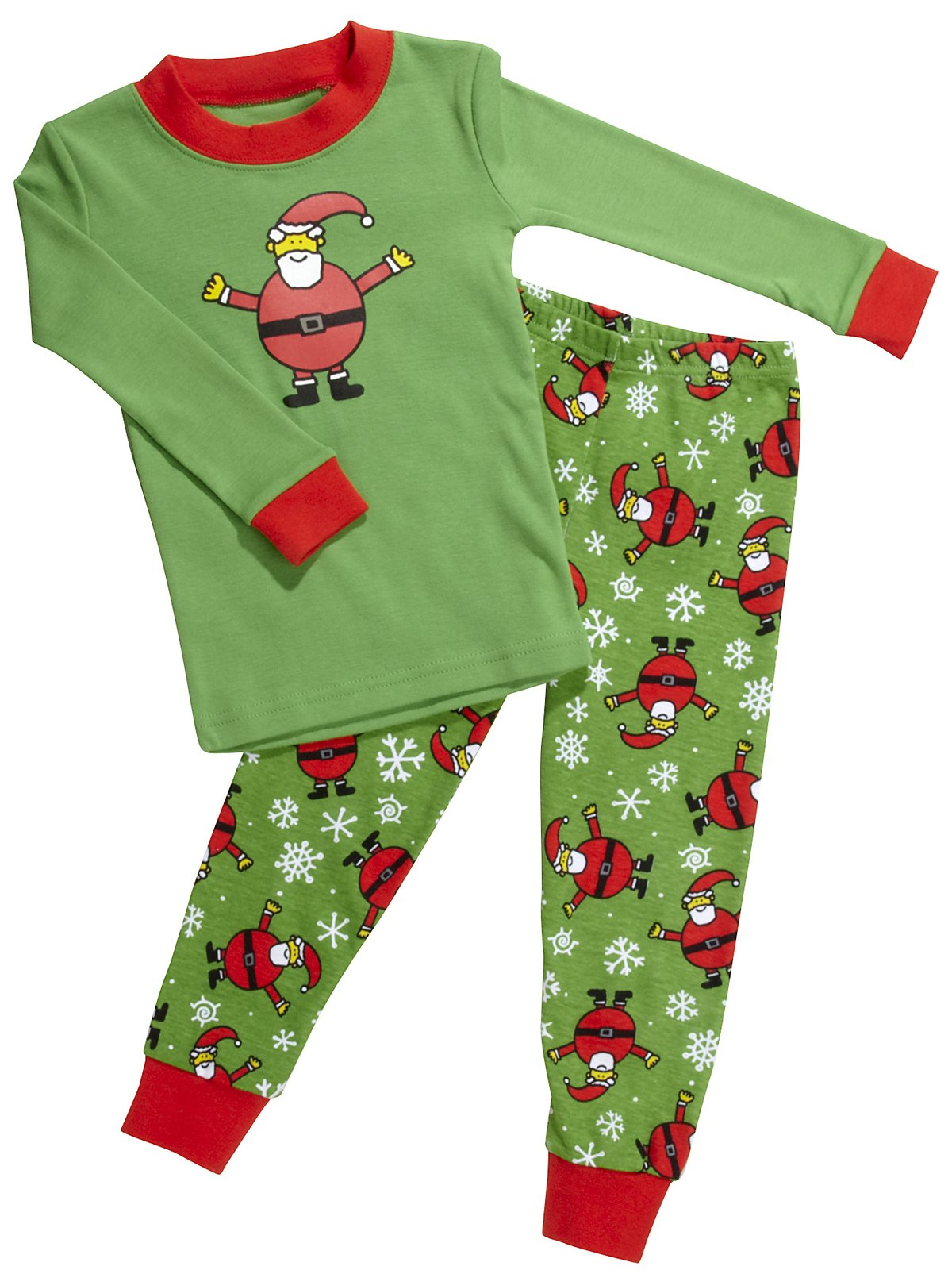 1200x1600 Christmas Pajama Party Clip Art