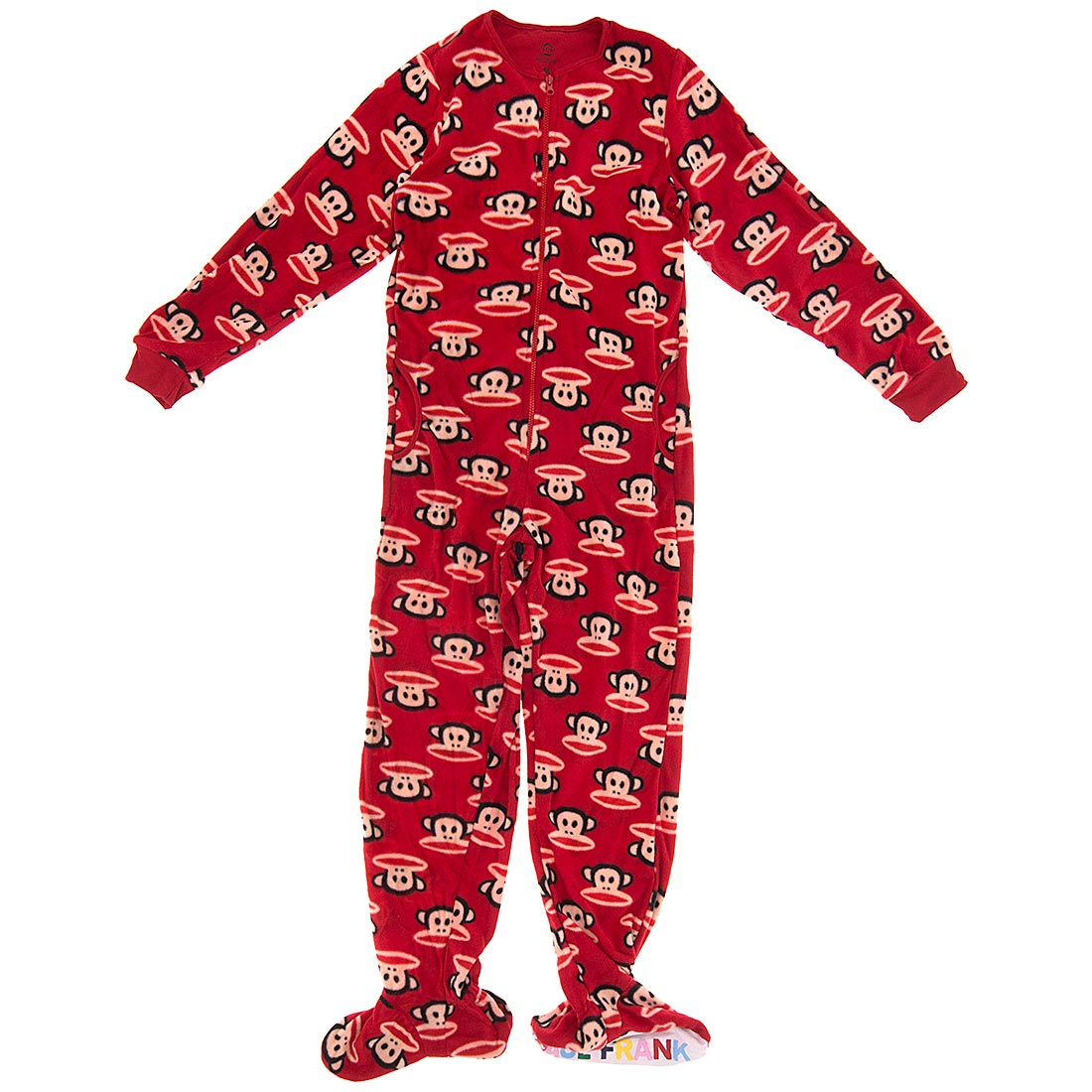 1100x1100 Red Clipart Pajama