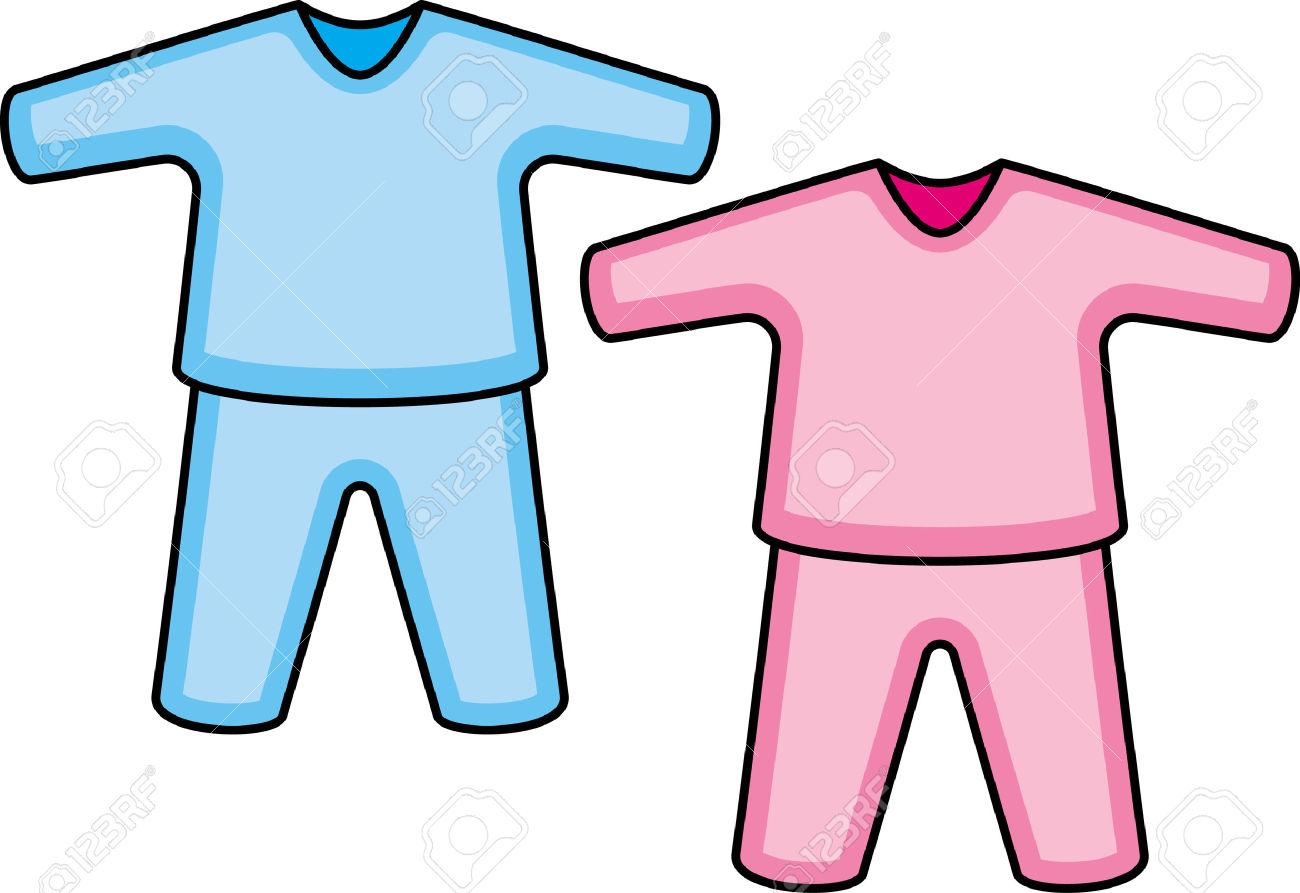 1300x893 Pajamas Clip Art