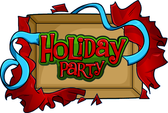 550x369 Clip Art Staff Christmas Party Clipart