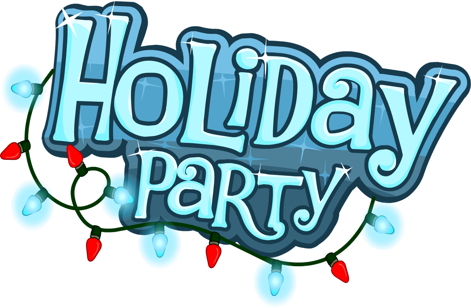 1600x1045 Office Holiday Party Clipart