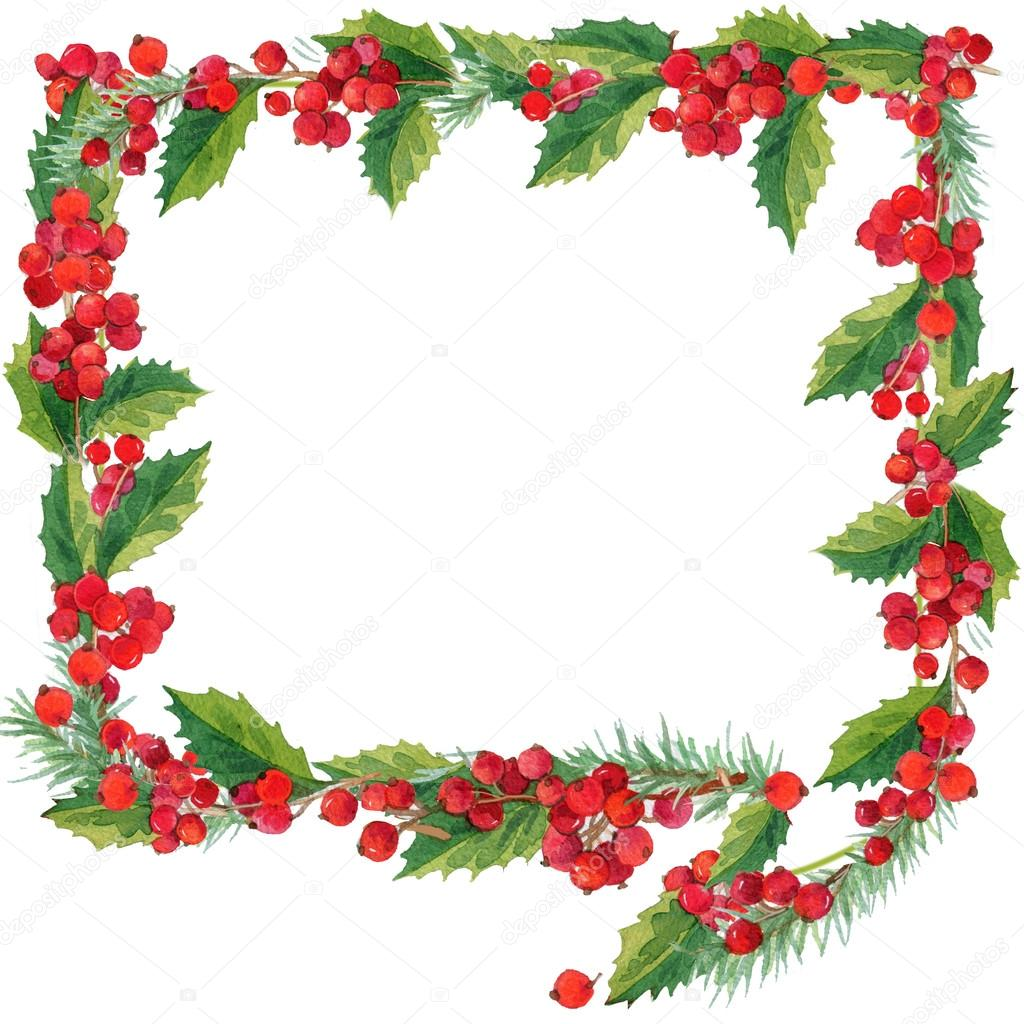 Christmas Picture Frame Clipart | Free download best Christmas ...