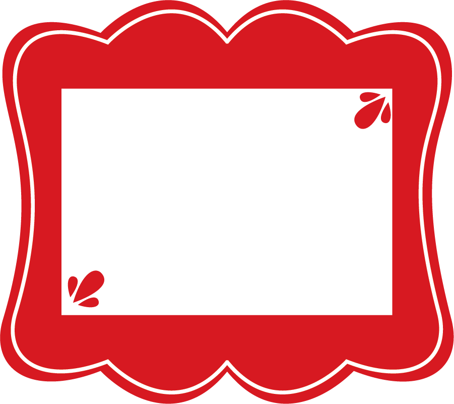 Christmas Picture Frame Clipart   Free download best Christmas ...