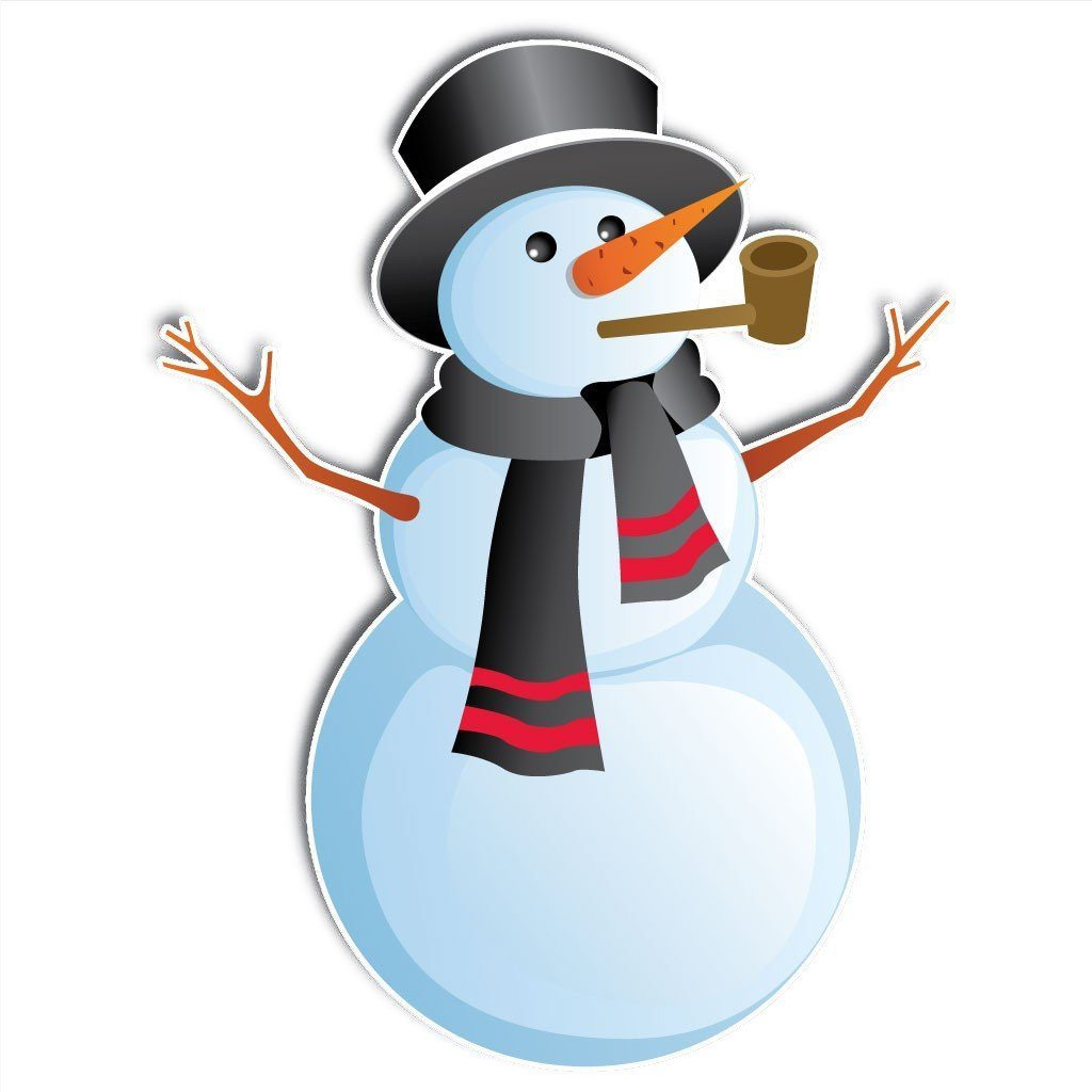 1024x1024 Christmas Snowmen Stand Up Yard Decorations