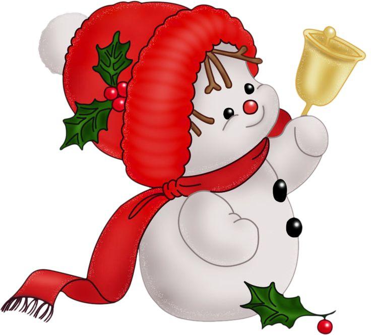 736x664 Cute Christmas Snowman Clipart Free