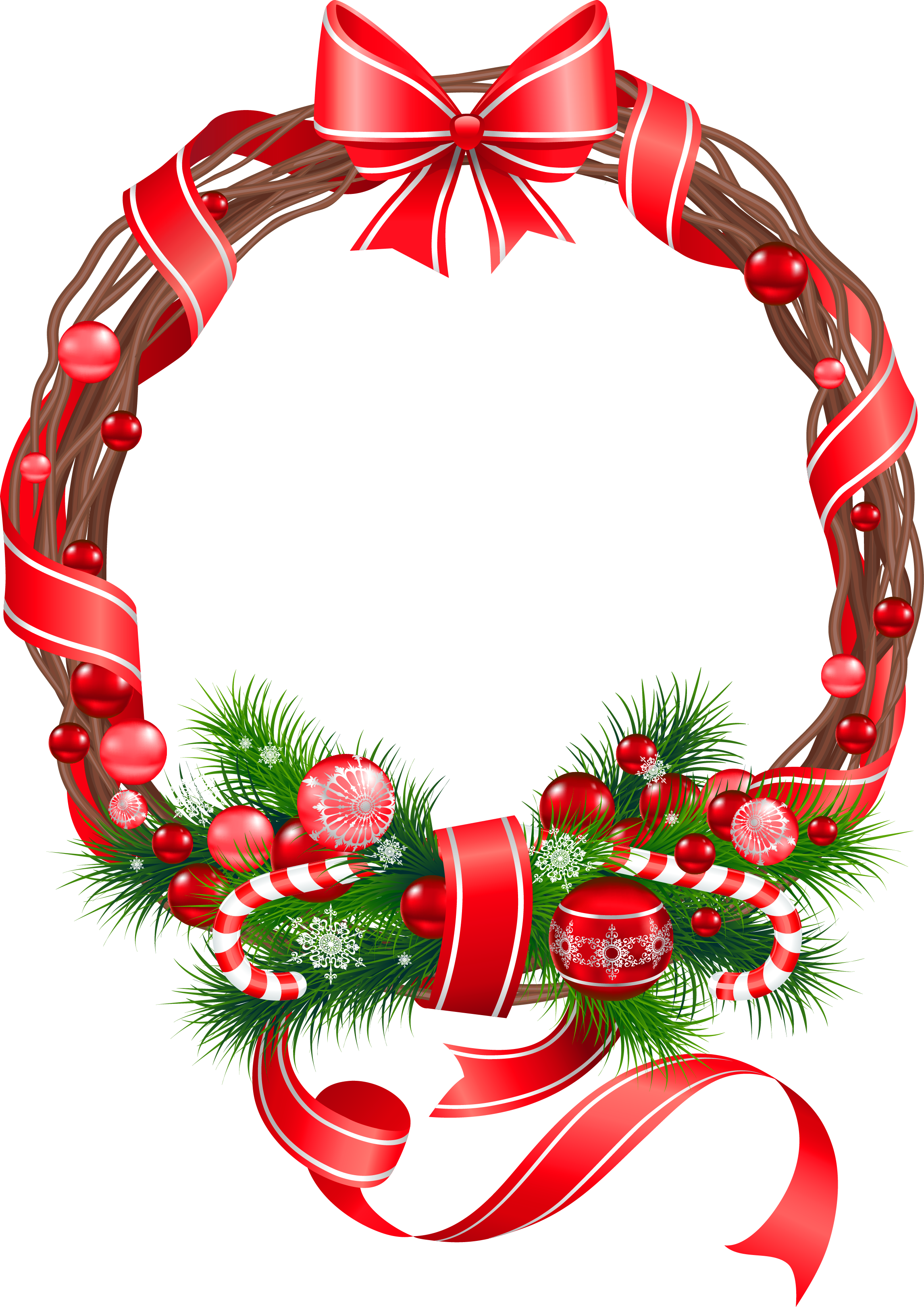 2292x3242 Christmas Png Wreath Ornament Clipartu200b Gallery Yopriceville