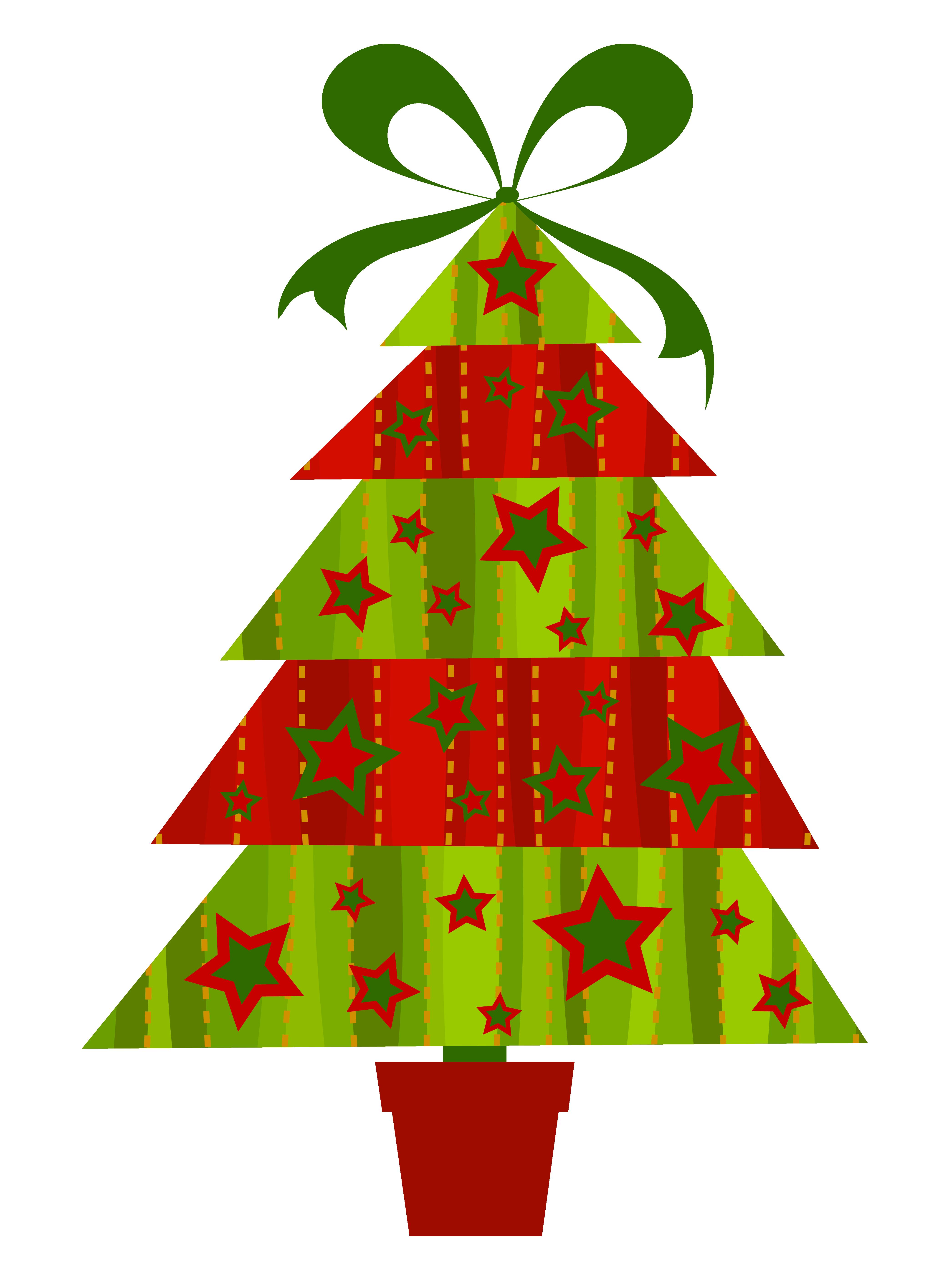 4083x5663 Modern Christmas Tree Transparent Png Clipartu200b Gallery