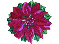 236x177 Free Clip Art Borders Poinsettia Christmas Poinsettia Flower