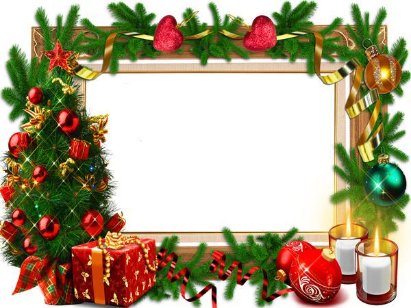 600x450 Christmas Present Borders And Frames Fun For Christmas