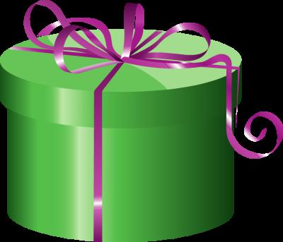 400x343 Gift Box Clip Art