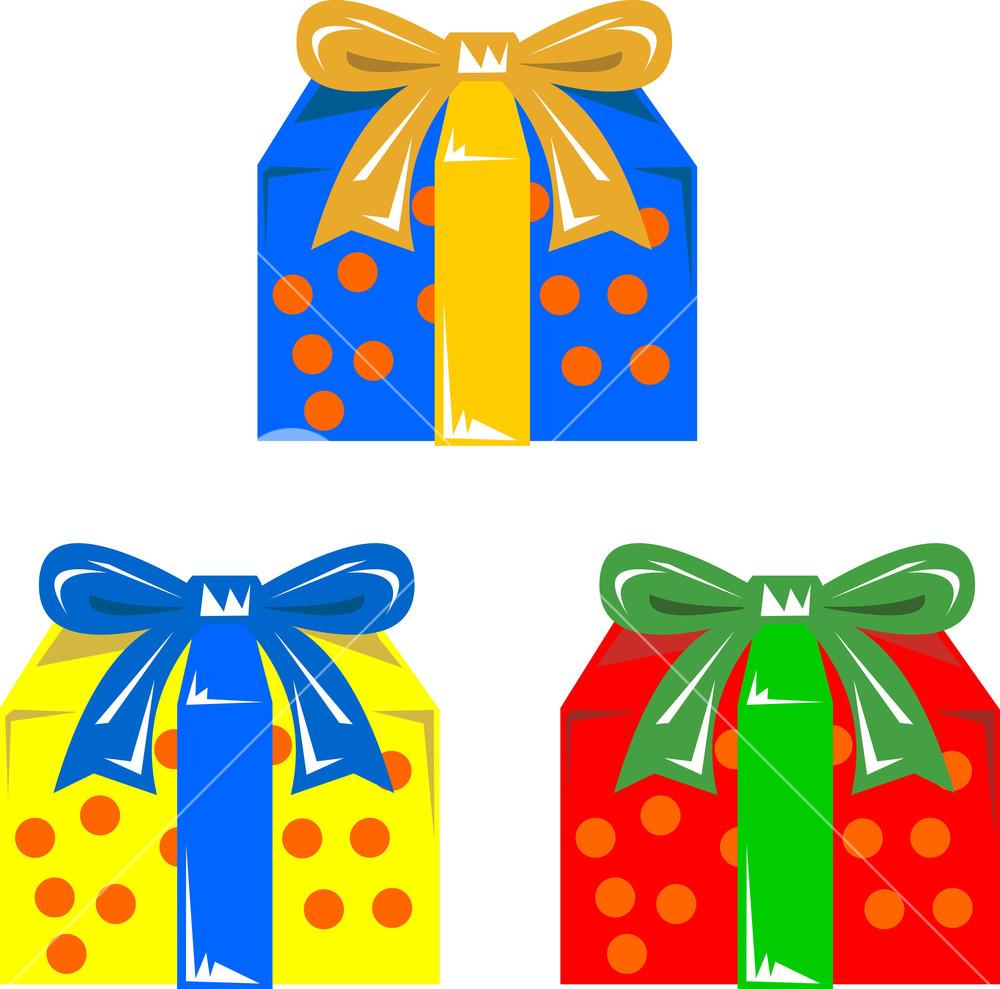 1000x989 Christmas Gift Box Presents Royalty Free Stock Image