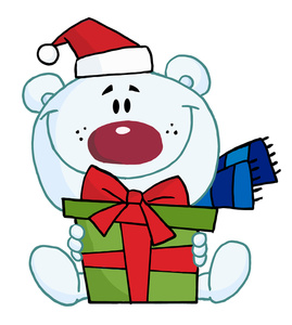 269x300 Gift Clipart Christmas Present