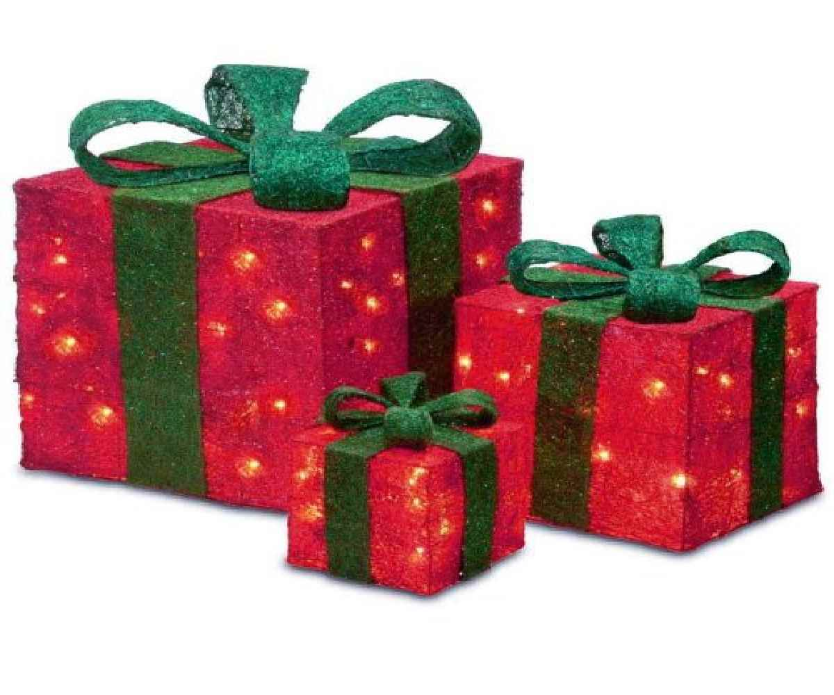 1200x1000 Christmas ~ Christmas Outstanding Gift Boxes Stacked Red