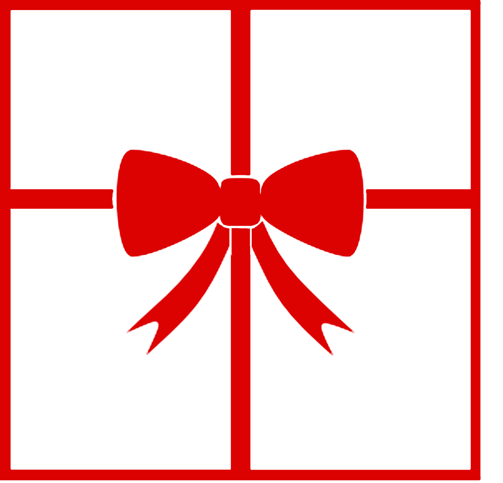 1600x1537 Gift Clipart Merry Christmas