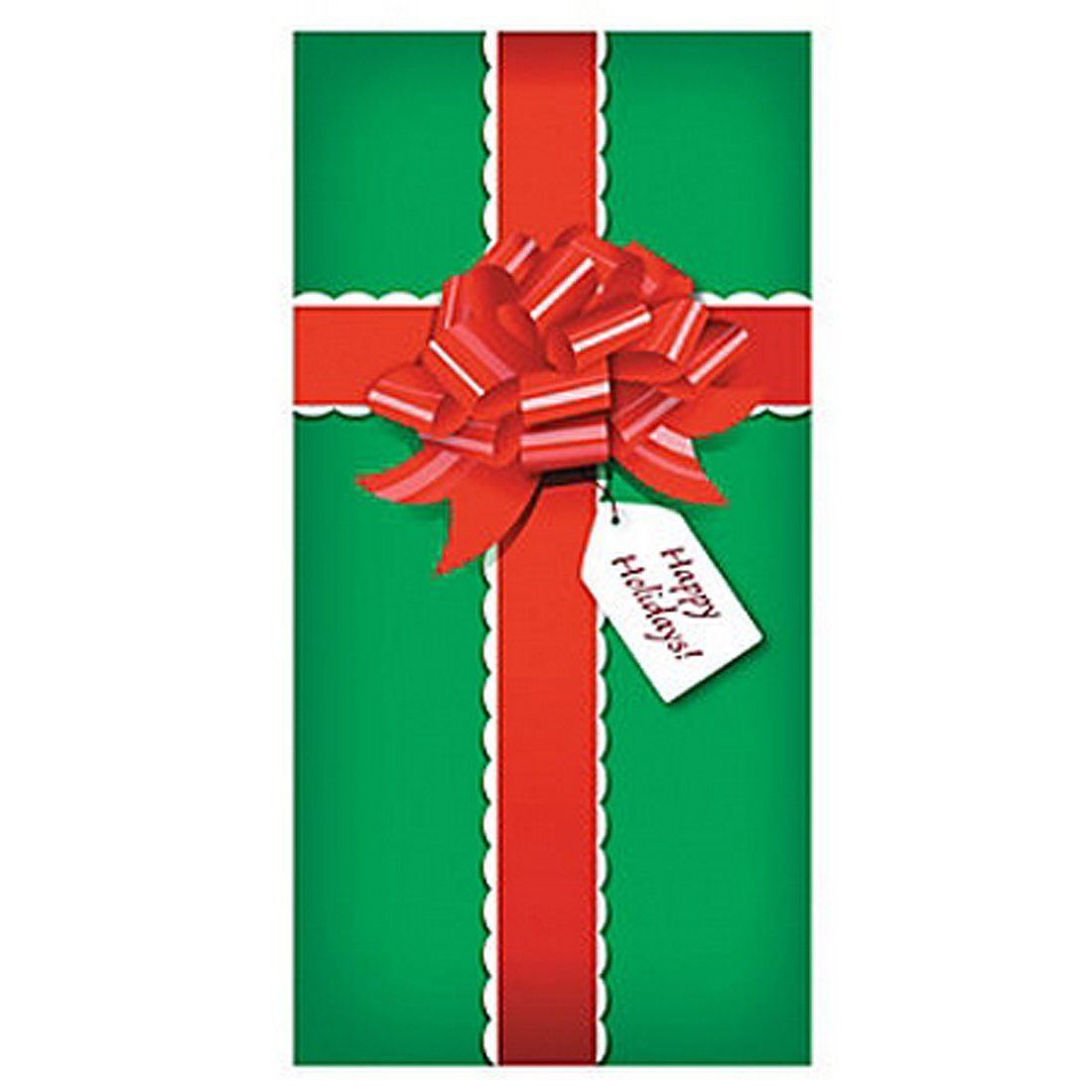 1100x1100 Christmas Presentgift Door Banner Holiday Decoration
