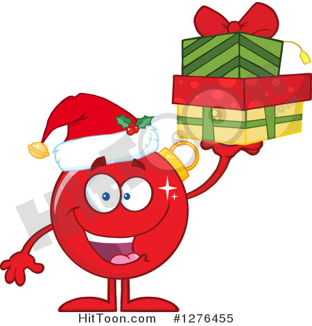 450x470 Christmas Present Clipart
