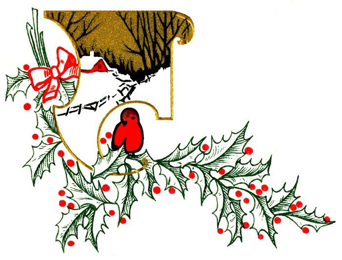 Christmas Program Clipart
