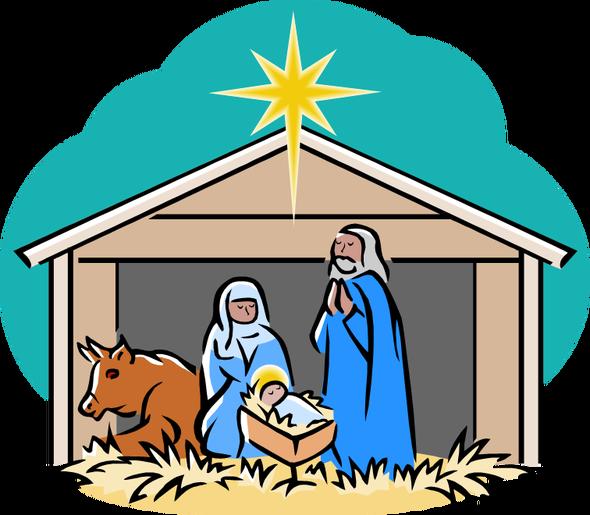590x515 Childrens Church Christmas Clipart Program Clipart