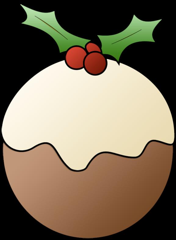 577x785 Christmas Clipart Food