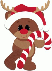 221x300 Christmas Reindeer Clip Art Diy And Home Decor