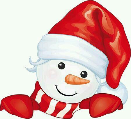 450x408 Navidad Navidad Snowman, Christmas Paintings