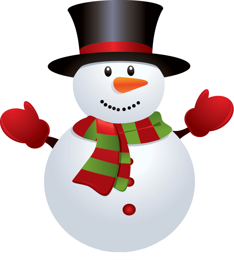 756x842 Christmas Snowman Clip Art Clip Art