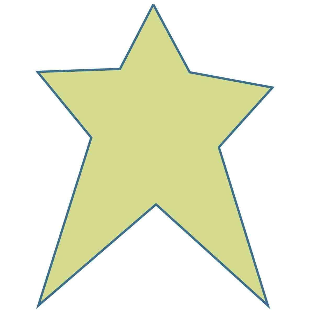 1185x1185 Christmas Star Outline Cheminee.website