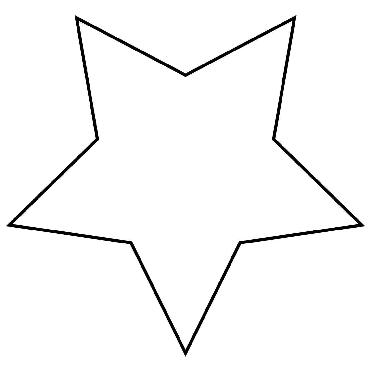 1517x1513 Christmas Star Outline Printable Cheminee.website