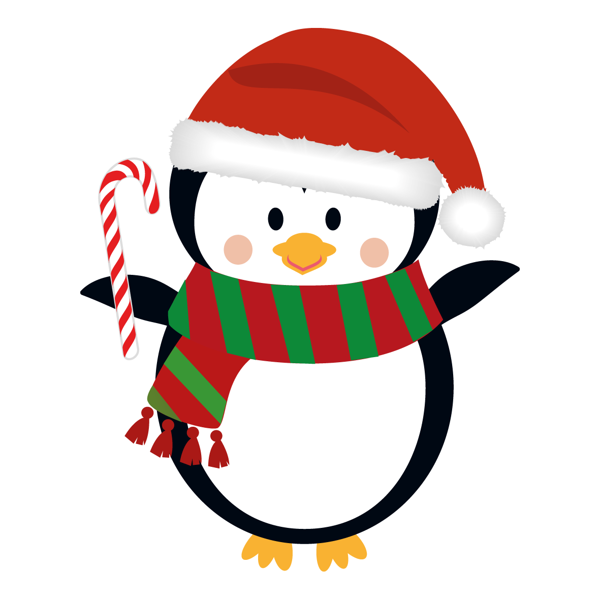1181x1181 Christmas Penguin Clipart Many Interesting Cliparts