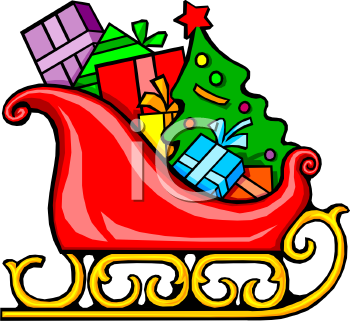 350x321 Sleigh Clipart Full Toy