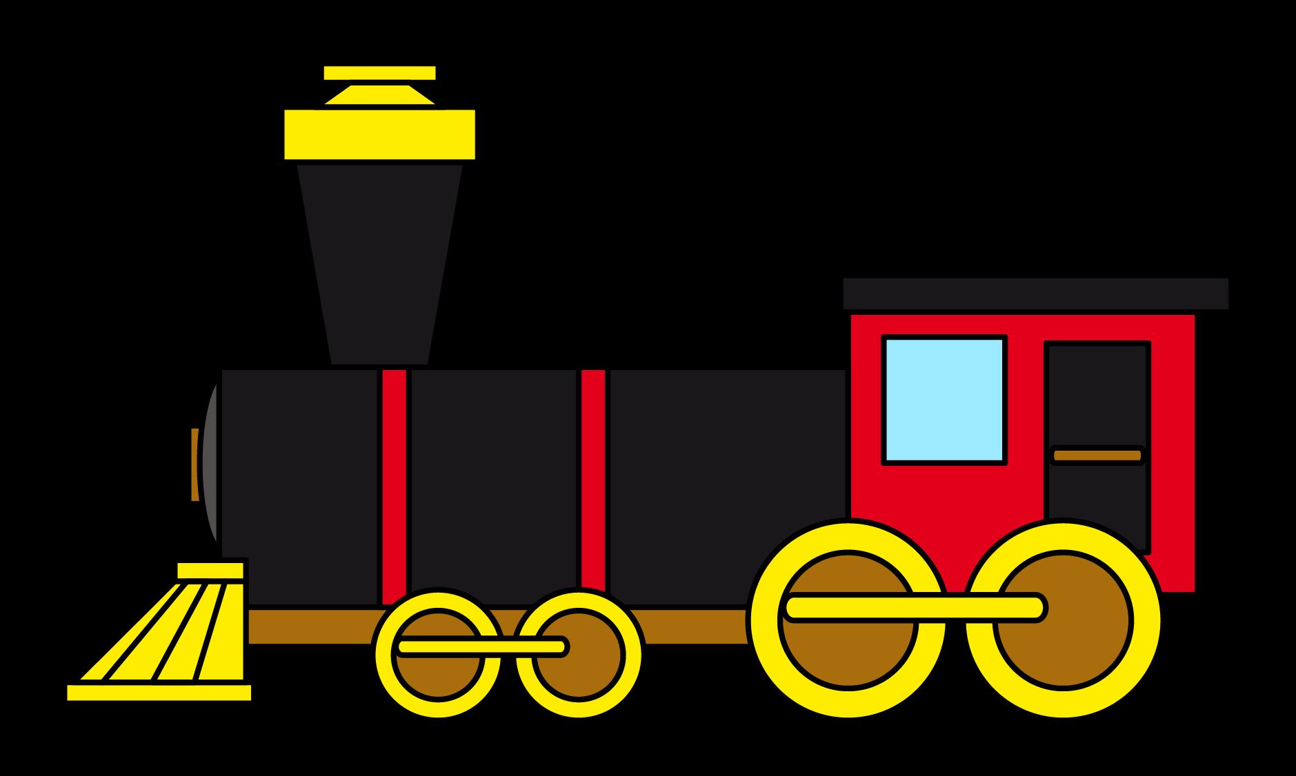 1879x1126 Cute Train Cliparts