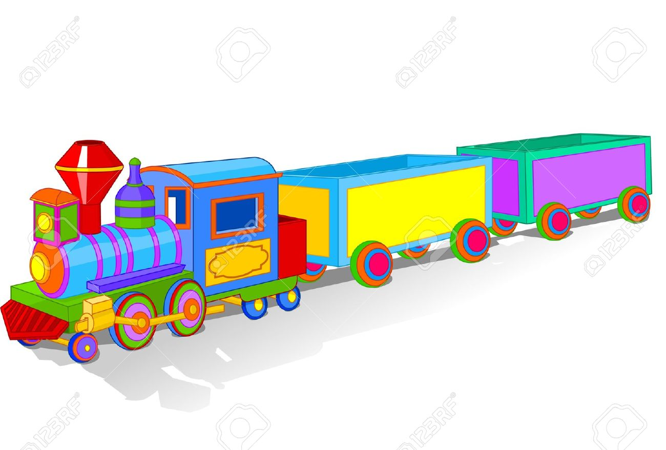 1300x878 Train Toy Clipart