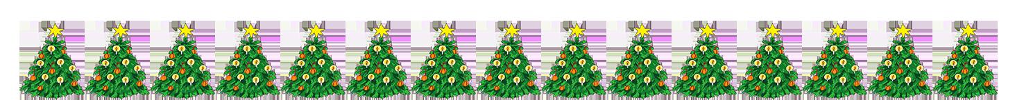 1476x145 Christmas Clip Art Borders