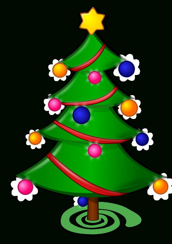 566x800 Christmas Tree Clip Art 2017 Best Template Idea