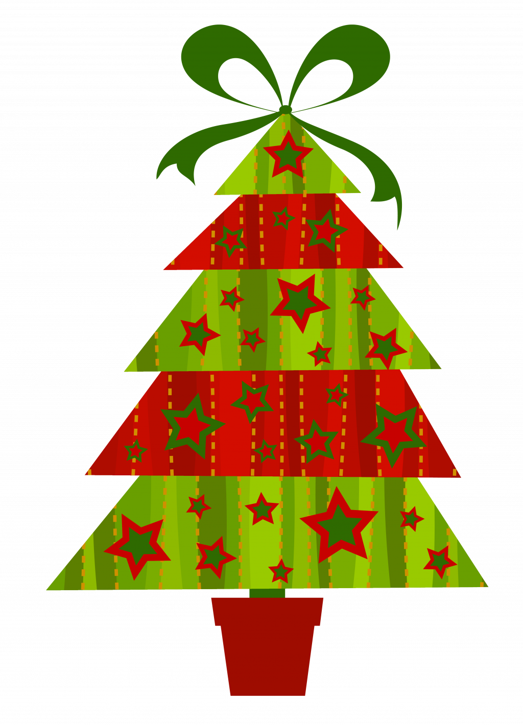 1024x1420 Christmas ~ Christmas Tree Clip Art Free Imageschristmas Clipart