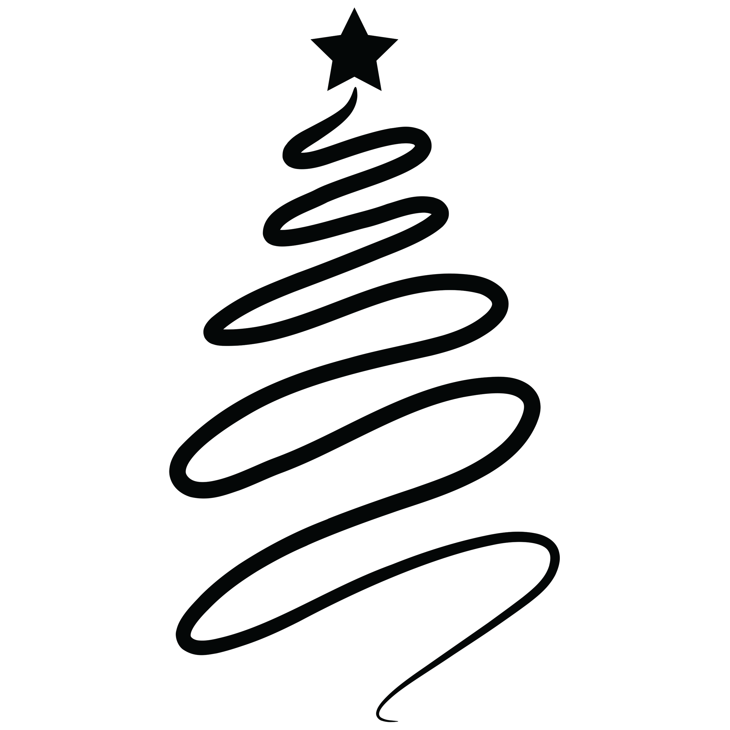 2450x2450 Christmas Tree Silhouette Free Download Clip Art Free Clip Art
