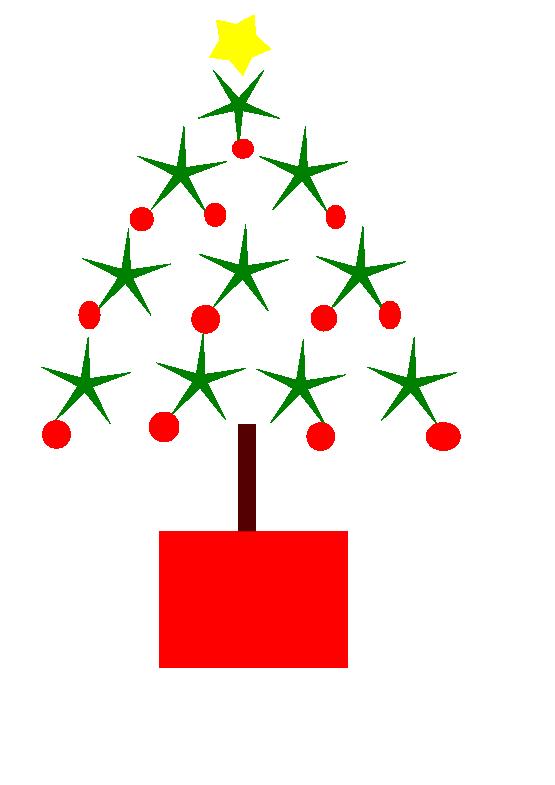 555x785 Clip Art Christmas Tree Drawing 2 Xmas Svg